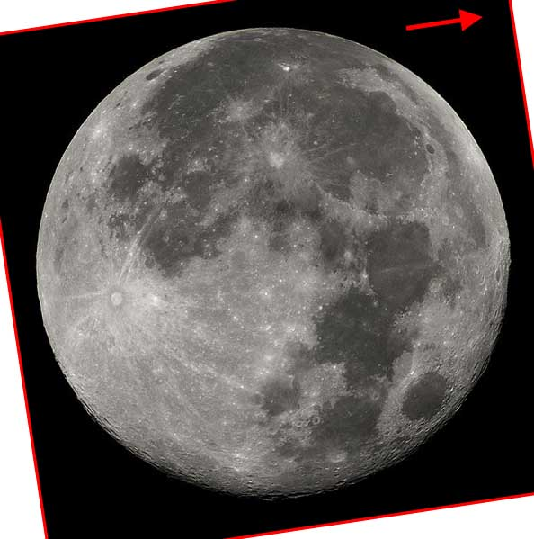 Full moon rotated to match my photograph (Source: Wikipedia)