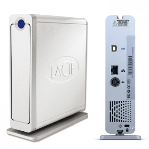 The Lacie Ethernet Disk Mini - No RAID